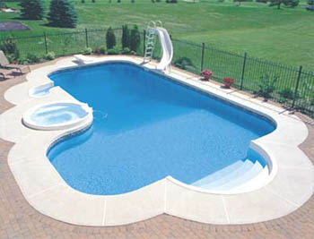 Things to consider for swimming pool installation that for Least expensive inground pool