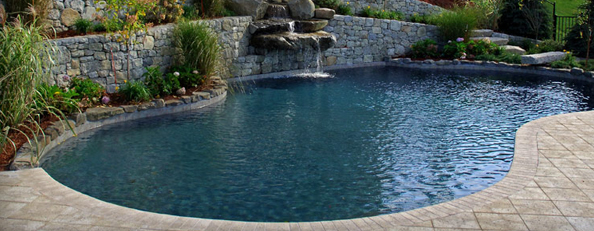 Concrete Swimming Pool Builders Installation